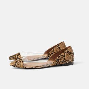 Zara Flats size 11/42